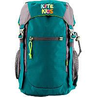 Рюкзак дошкольный Kite, для мальчиков, зеленый (K18-542S-2), фото 1