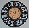 Настінний годинник фігурний (46 см.)