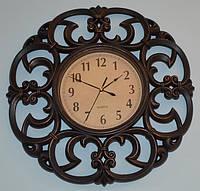 Настінний годинник фігурний (46 см.), фото 1
