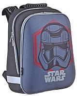 Рюкзак каркасный 1 Вересня H-12 Star Wars, 38*29*15 (554597)