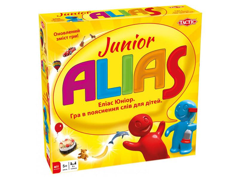 Настольная игра Аліас Junior