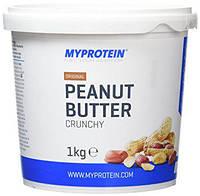 MyProtein Peanut Butter Natural Crunchy 1 kg