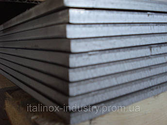 Нержавеющий лист пищевая сталь 8,0 Х 1250 Х 2500, фото 2