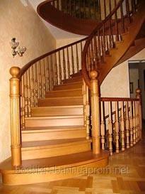 Изготовление лестниц для дома, фото 2