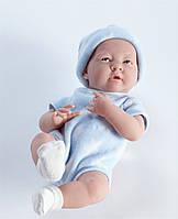 La Newborn Кукла Голубой Мальчик Berenguer 18052