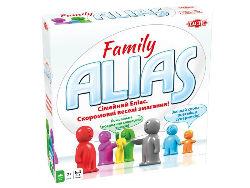 Настольная игра Аліас Сімейний