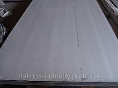 Нержавеющий лист AISI 321 08Х18Н10Т 5,0 Х 1250 Х 5000