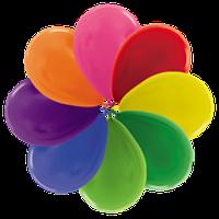 """Воздушные шары 12""""(30см) Металлик Ассорти В упак:50шт. TM Sempertex"""