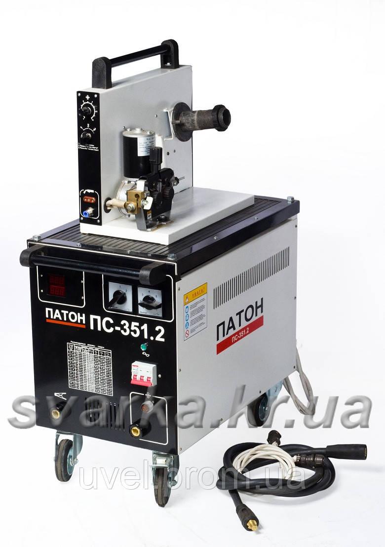 Полуавтомат сварочный ПС-351.2 Патон - ООО «Ювел ЛТД» в Кривом Роге