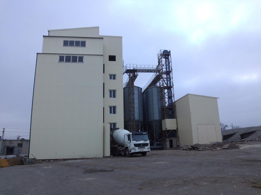 Комбикормовый завод и доставка комбикорма