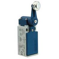 Концевой выключатель с пластиковой консолью и металлическим роликом D=18мм (1НО+1НЗ) L5K13MEМ121, ЭМАС