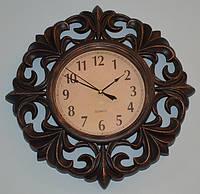 Часы на стену Bronze (41х41х5 см.), фото 1
