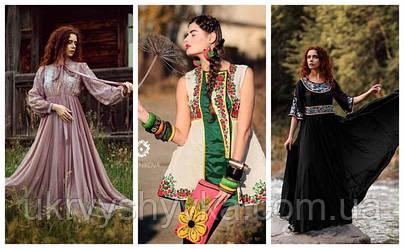 День вишиванки  українська традиційна вишивка в сучасній моді 35f1d60b9c007