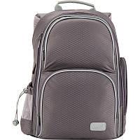 Рюкзак школьный Kite 702 Smart-4, для мальчиков, серый (K17-702M-4)