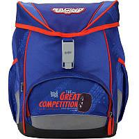 Рюкзак школьный Kite 704 Ergo-2, для мальчиков, синий (K17-704S-2)