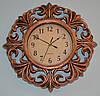 Часы на стену Copper (41х41х5 см.)
