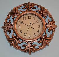 Часы на стену Copper (41х41х5 см.), фото 1