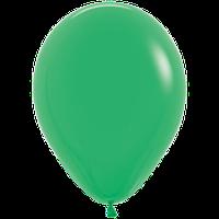 """Воздушные шары 12""""(30см) Пастель ЗЕЛЁНЫЙ 028 В упак:50шт. TM Sempertex"""