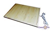 Обігрівач - сушарка з бамбука інфрачервоний, 1000722, Обігрівач з бамбука, Сушарка з бамбука, Дошка з бамбука з підігрівом, інфрачервона бамбукова