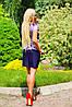 Легкое платье из микромасла (0901-0900 svt), фото 5