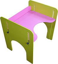 Стол игровой детский, регулируется по высоте Сід-2 - ПОД ЗАКАЗ