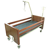 Кровать функциональная деревянная ЛФМ.4.1.3.1.М