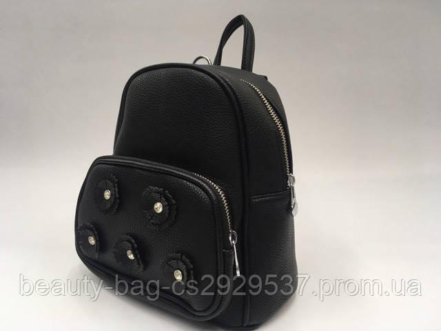 Рюкзак молодежный CJ-30 black черный