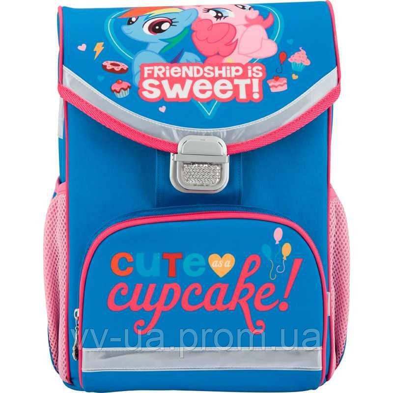 Рюкзак школьный каркасный (ранец) Kite 529 My Little Pony