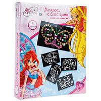Мозаика с блестками Винкс Winx, набор для творчества