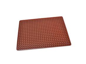 Коврик 40х28х1см силиконовый для выпечки Fissman