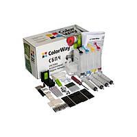 СНПЧ ColorWay H121CN-4.1NC HP DeskJet / 2000/2050/3000/3050 / D1600ser / D1660 / D1663 / D1668 / D2500ser / D2