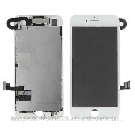 Дисплей Apple iPhone 8 | Оригинал | Белый, фото 2