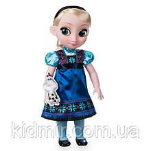 Принцесса Дисней Аниматоры кукла Эльза Холодное сердце / Elsa Frozen Disney Animators