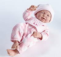 Большая кукла пупс Девочка Berenguer Nina 18107 43 см