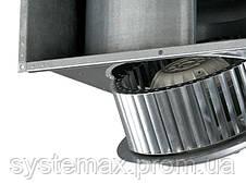 ВЕНТС ВКПФ 4Е 400х200 (VENTS VKPF 4E 400x200) - вентилятор канальный прямоугольный , фото 2