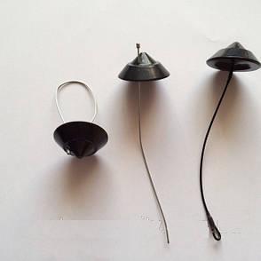 Антикражный датчик Cone tag, радиочастотные, противокражные рч клипсы, фото 2