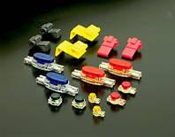 Электрические соединители с врезным контактом 3M™ Scotchlok™ UAL, UR, UR2, UY, UY2, UYF, UB1, UBR  Crimps