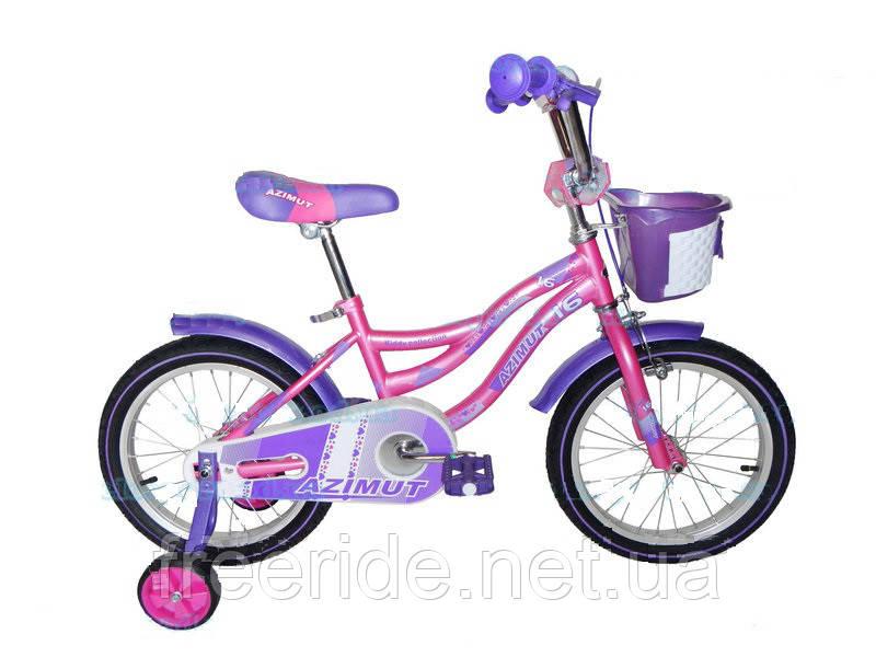 Детский Велосипед Azimut Kiddy 16