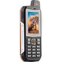 Мобильный телефон SIGMA X-treme 3SIM Black (4827798524428)