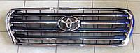 Решетка радиатора Toyota Land Cruiser 200, фото 1