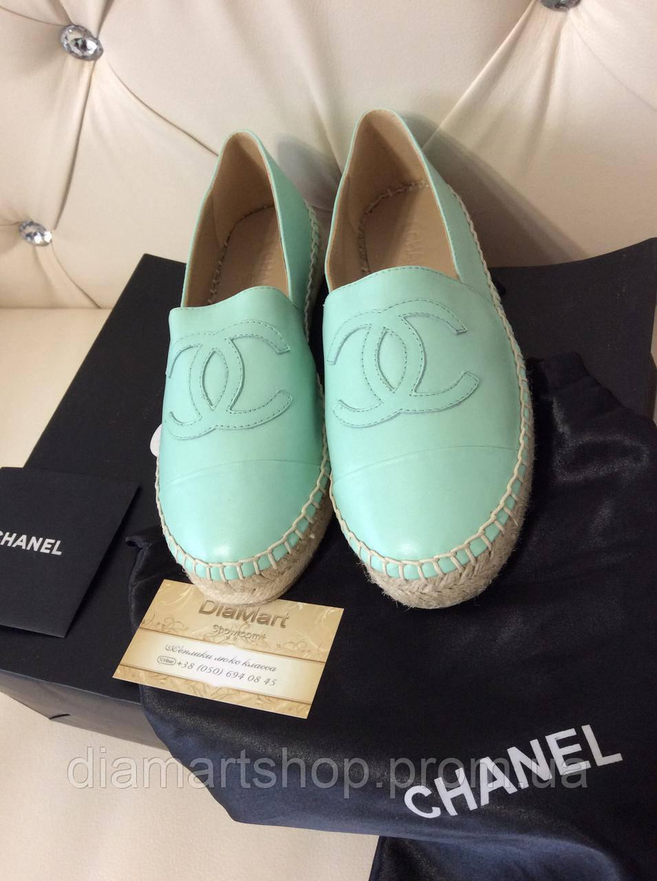 6d0344c58553 Эспадрильи Chanel, цена 1 400 грн., купить в Луцке — Prom.ua (ID ...