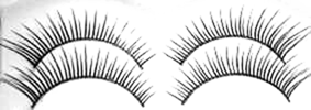 FR 2023 Ресницы двойные (две пары) QPI   PROFESSIONAL