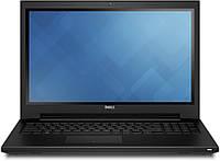 Ноутбук для работы и учебы DELL Inspiron 3552 Black Linux