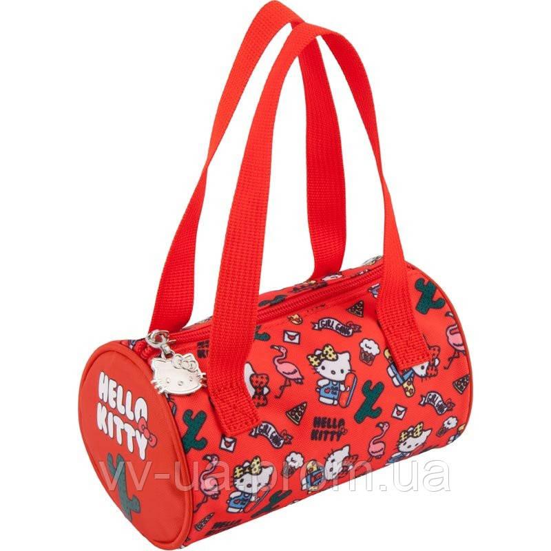 Сумка дошкольная Kite Hello Kitty, для девочек, красный (HK18-711)