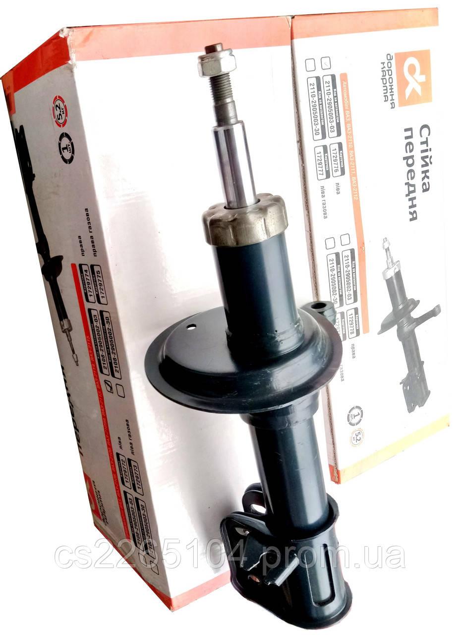 Амортизатор (Передня стійка) ліва ВАЗ 2108-2115 Д/К