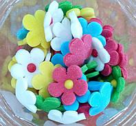 Сахарное украшение для кондитерских изделий Цвет яблони