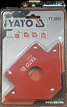 Магнітний тримач для зварювання (22.5 кг) YATO - 0864