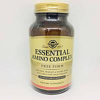 Солгар комплекс незаменимых аминокислот 90 капсул (Solgar Essential  Amino Complex 90 Veggie Caps)