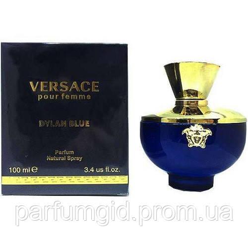 Versace Pour Femme Dylan Blue Parfum 100ml духи версаче пур фем