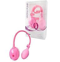 Вакуумная помпа для вагины Premium Range Vagina Pump Pink